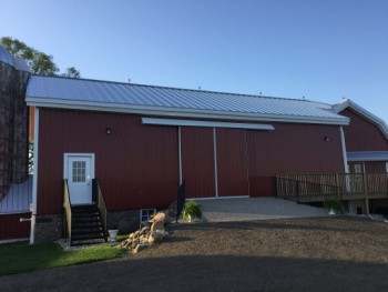 Galvalume Barn Roof 2