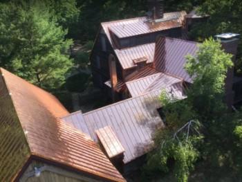Stump Metal Roofing 1